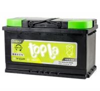 Аккумулятор Topla EcoDry 80 А EN 800A R+ AGM