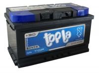 Аккумулятор Topla Top 85 А EN 800A R+ LB4