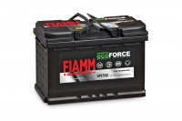 Аккумулятор Fiamm Ecoforce AGM 70 А EN 760A R+