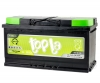 Аккумулятор Topla EcoDry 95 А EN 850A R+ AGM