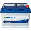 Аккумулятор Varta Blue Dynamic 70 A EN 630 A R+ D26 /570 412 063