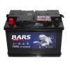 Аккумулятор Bars Silver 75 А EN 620A L+