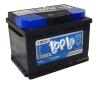 Аккумулятор Topla Top 62 А EN 600A R+ LB2